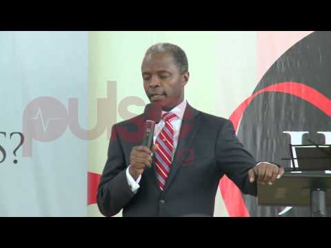 Vice President Yemi Osinbajo First Home Coming To RCCG Olivetree Parish  - Pulse TV Exclusive