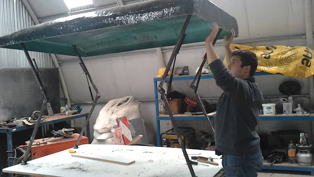 roof top tent project 2 & roof top tent project 2 - YouTube