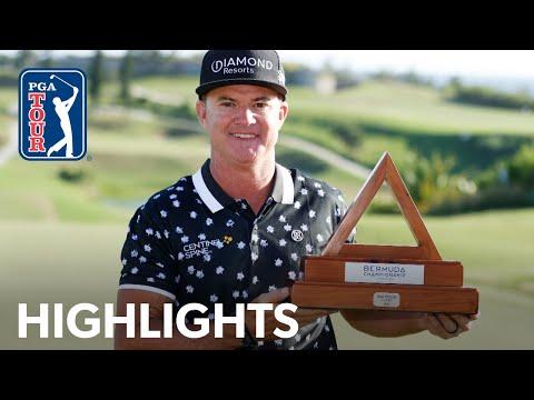 Highlights   Round 4   Bermuda 2020