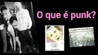 O que é Punk? - Entrevistas com Antônio Bivar, Callegari, Fabião, Calanca e Mingau