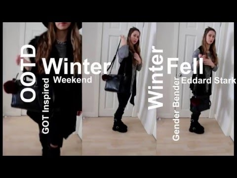 OOTD | Winter Weekend | GoT Inspo