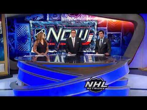 NHL tonight Taylor Kitsch