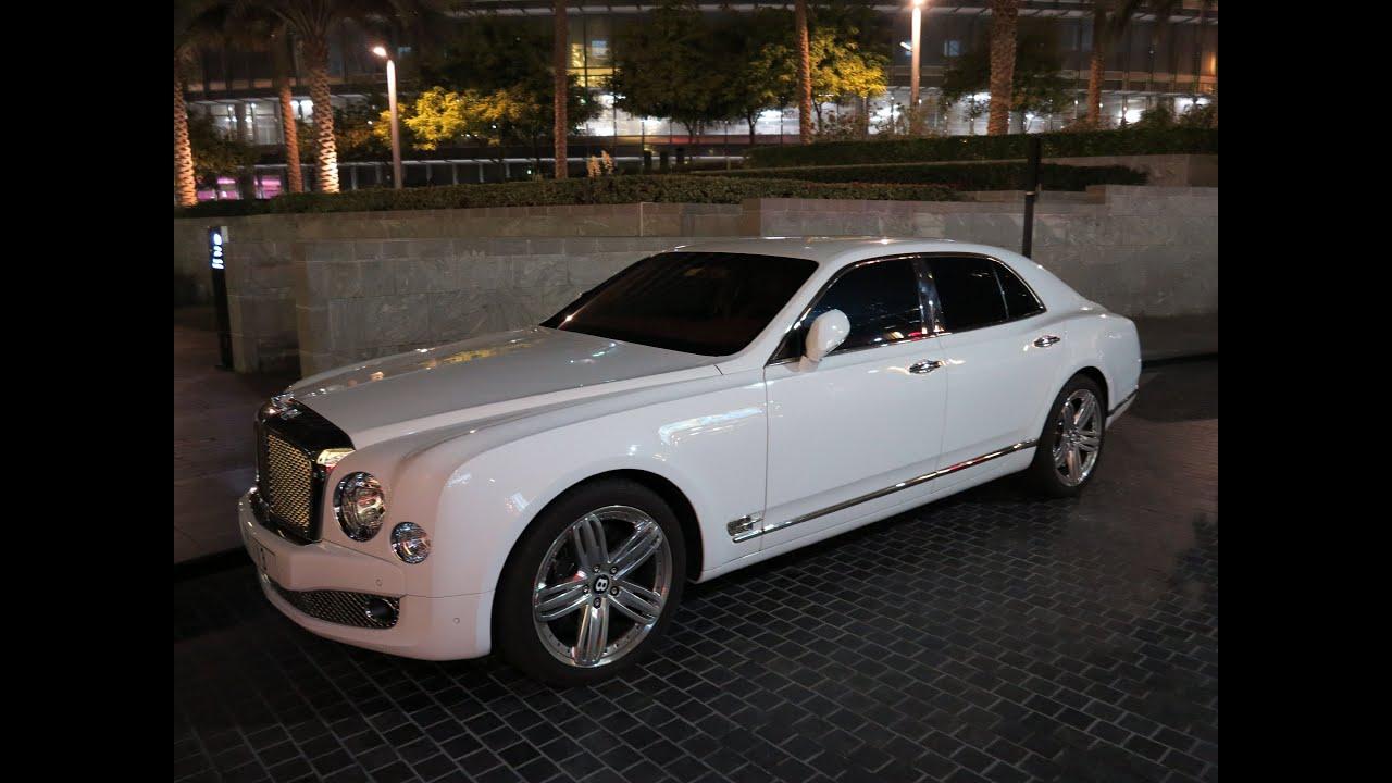 Bentley mulsanne youtube vanachro Images