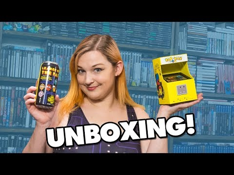 Press PAC Unboxing! | KinsZilla
