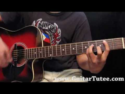 Nevershoutnever - Here Goes Nothing, by www.GuitarTutee