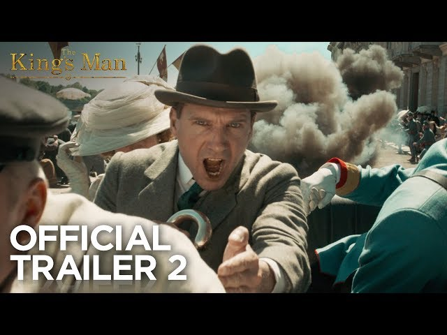 The King's Man | Official Trailer 2 | 20th Century FOX