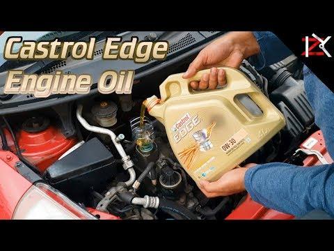 How To Insert Engine Oil | Finding Best Oil | Castrol Edge Titanium 0W-30 Petrol/Diesel/Hybrid Cars