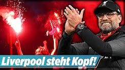 Jürgen Klopp und der Liverpool FC sind Premier League Meister!