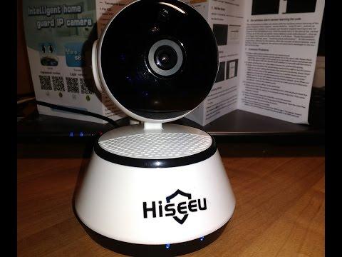 Поворотные IP камеры - Wanscam
