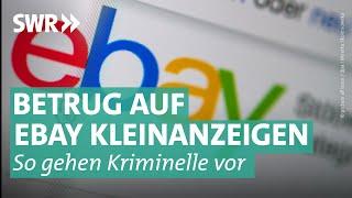 Ebay-Kleinanzeigen: Betrüger im Netz