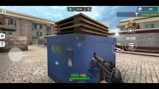 Special Ops: Gun Shooting - Online FPS War Game #11 - Android GamePlay FHD