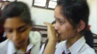 School Days with friends in South Point School.wmv