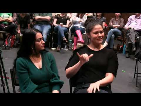 Equity, Diversity, & Inclusion in Deaf Theatre