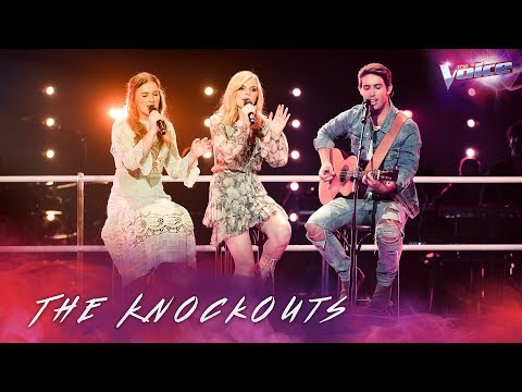 The Knockouts: Homegrown sings Sweet Creature | The Voice Australia 2018