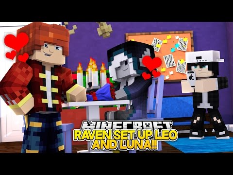 RAVEN SAYS SORRY TO LITTLE CARLY?! (Minecraft...