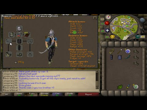 osrs how to start as an iron man