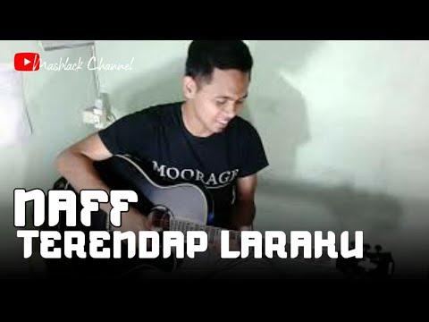NAFF - TERENDAP LARAKU COVER MAS BLACK