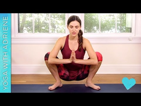 Grounding Into Gratitude - Root Chakra Yoga - Yoga With Adriene