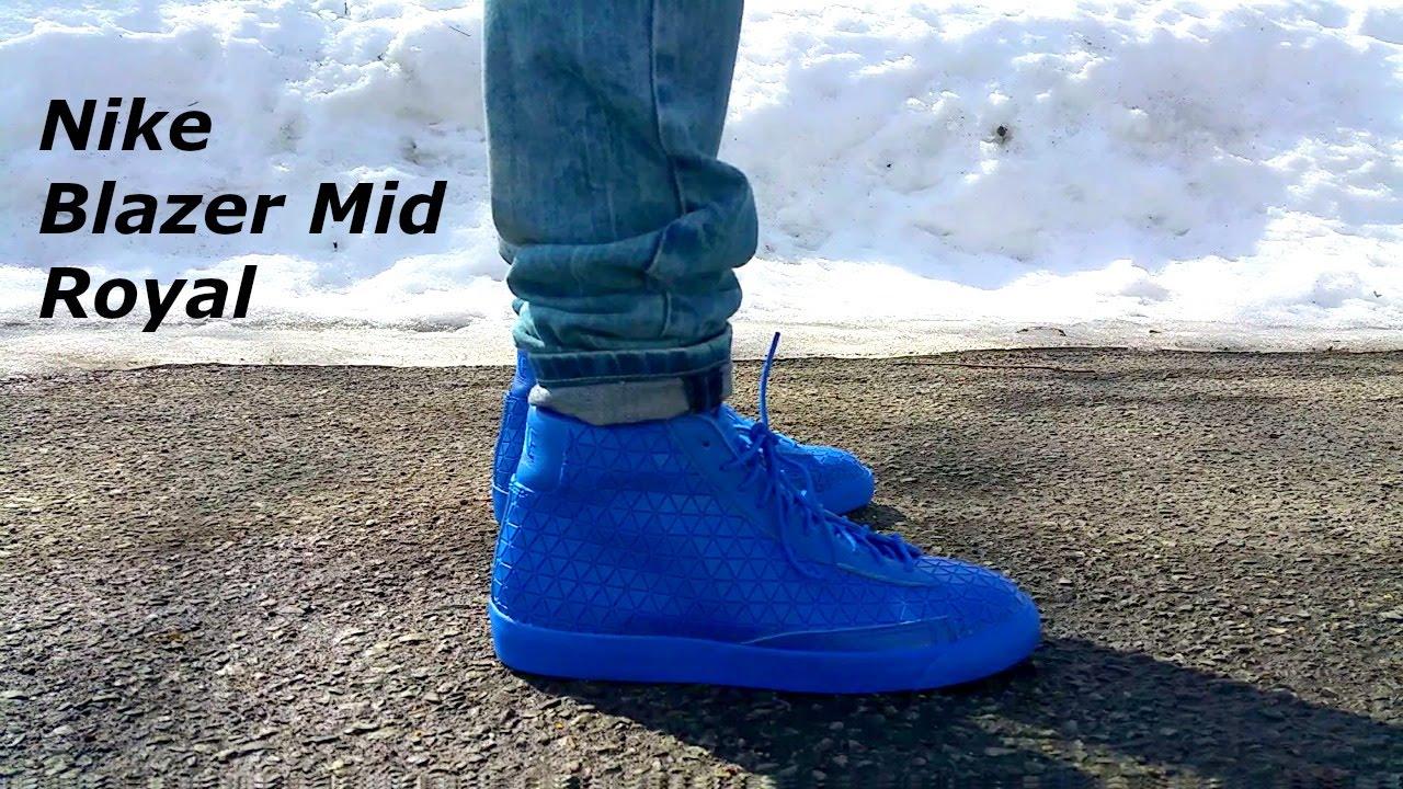 Nike Blazer Mid Metric