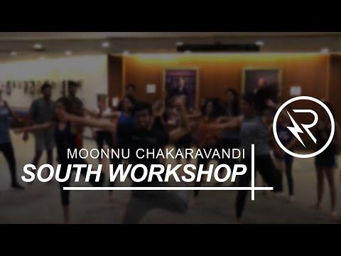 UTD Raftaar - South Indian Workshop - Moonu Chakara Vandi