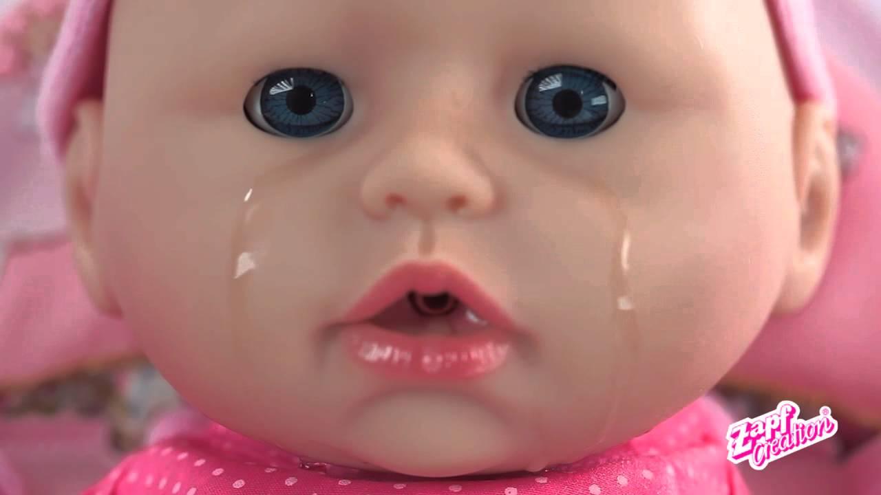 Jak Funguje Panenka Baby Annabell Youtube
