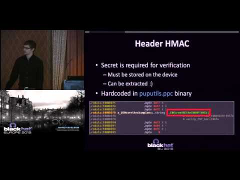 Black Hat EU 2013 - Hacking Video Conferencing Systems