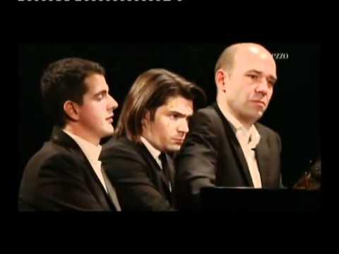 Rachmaninoff 6 mains - Romance - Philippe Jaroussky - Jerome Ducros - Gautier Capuçon