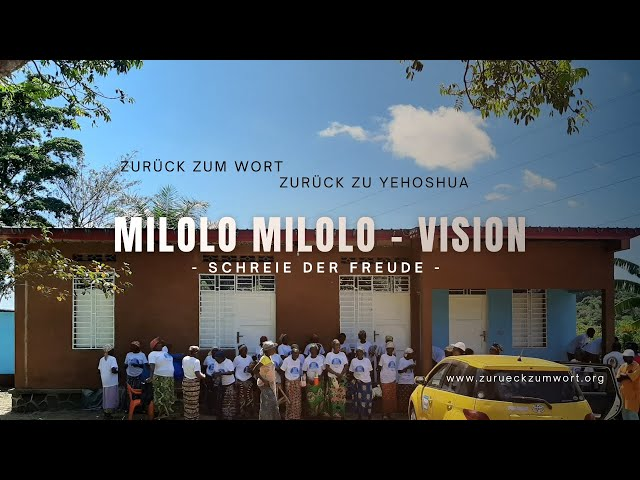 Milolo Milolo Vision - Mission Kongo RDC - April 2021 🇩🇪
