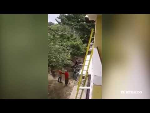 Una pelea a machete entre cobradiarios y clientes con piedras se registró en la Ciudadela de Soledad