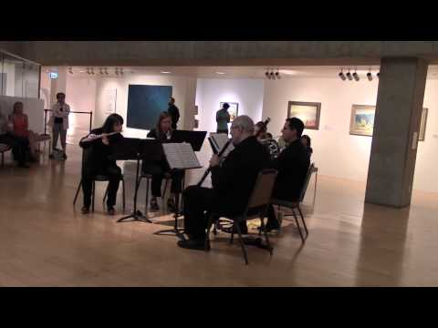 The Windsong Consort at Palm Springs Art Museum