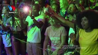 FULL VIDEO: JINSI MORGAN HERITAGE WALIVYOACHA HISTORIA YA BURUDANI ZANZIBAR KENDWA ROCKS