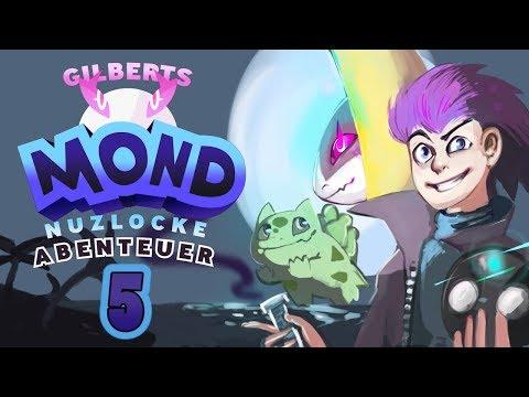 Let's Play Pokémon Mond [Gilberts Nuzlocke Abenteuer] - #5 - Keine Ruhe auf dem Friedhof