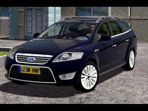 city car driving ford mondeo mk4 2 2 tdci download. Black Bedroom Furniture Sets. Home Design Ideas