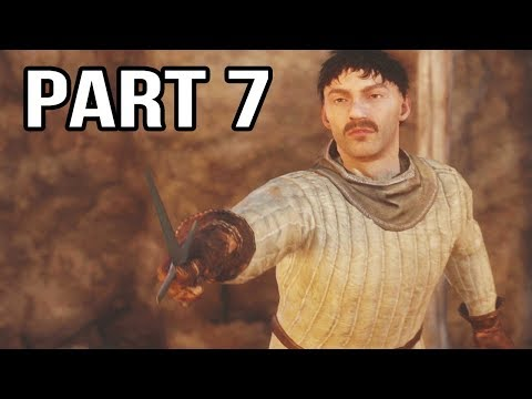 Kingdom Come Deliverance Gameplay Walkthrough Part 7 - Reeky