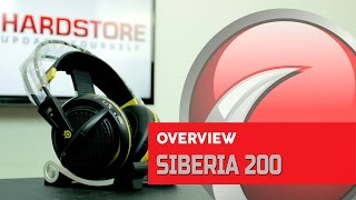 STEELSERIES - Siberia 200 - Overview