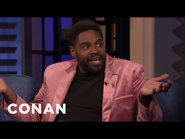 Ron Funches' Friends Aren't Very Supportive Of His Weight Loss - CONAN on TBS