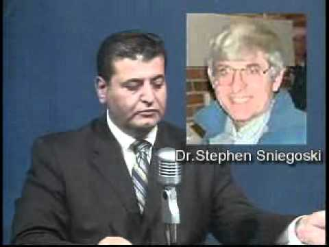 The Transparent Cabal, Dr, Sniegoski speaks with Hesham Tillawi