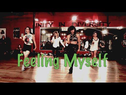 Nicki Minaj - Feeling Myself ft. Beyonce | Hamilton Evans Choreography