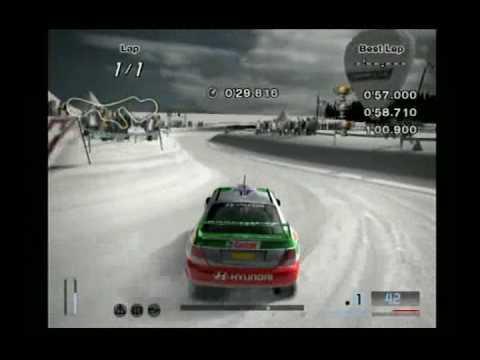Ps2 Gran Turismo 4 License S 6 Hyundai Accent Rally Car 01