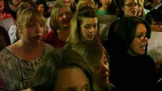 choir! choir! choir! sings The Rolling Stones - Angie