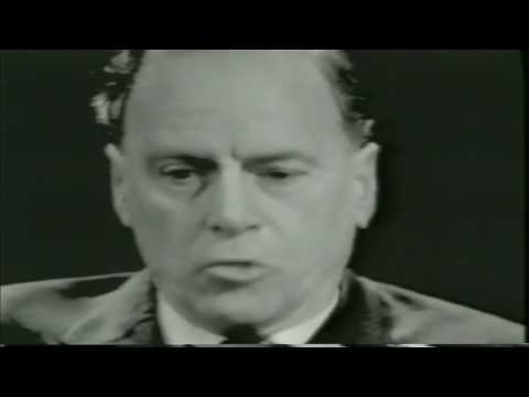 Marshall McLuhan 1965 - The Future of Man in the Electric Age