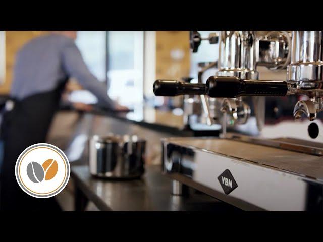 Italiaanse Espressobar - VBM Barista - Vibiemme Domobar - Caffè a Primavera