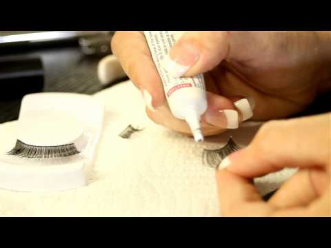 How To Put On Fake Eyelashes For Beginners Eye Makeup More
