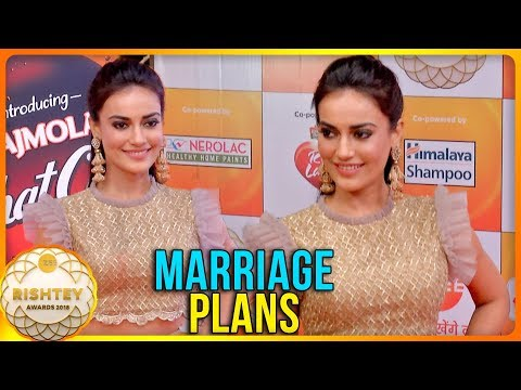 Surbhi Jyoti Wants To Get MARRIED | Zee Rishtey Awards 2018 | Naagin 3