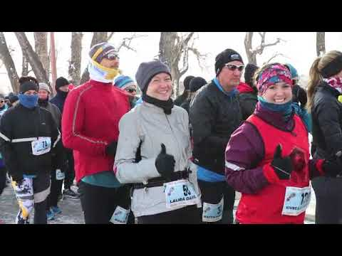First Responders Run in Calgary