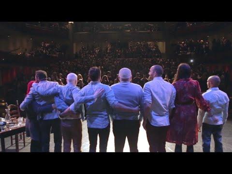 Sociale magie in het theater: Mijn vader, de expat + Oumi