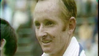 US Open 50 Moments That Mattered: Rod Laver Wins His Second Grand Slam in 1969