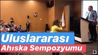 İSTANBUL'DA ULUSLARARASI AHISKA SEMPOZYUMU DÜZENLENDİ