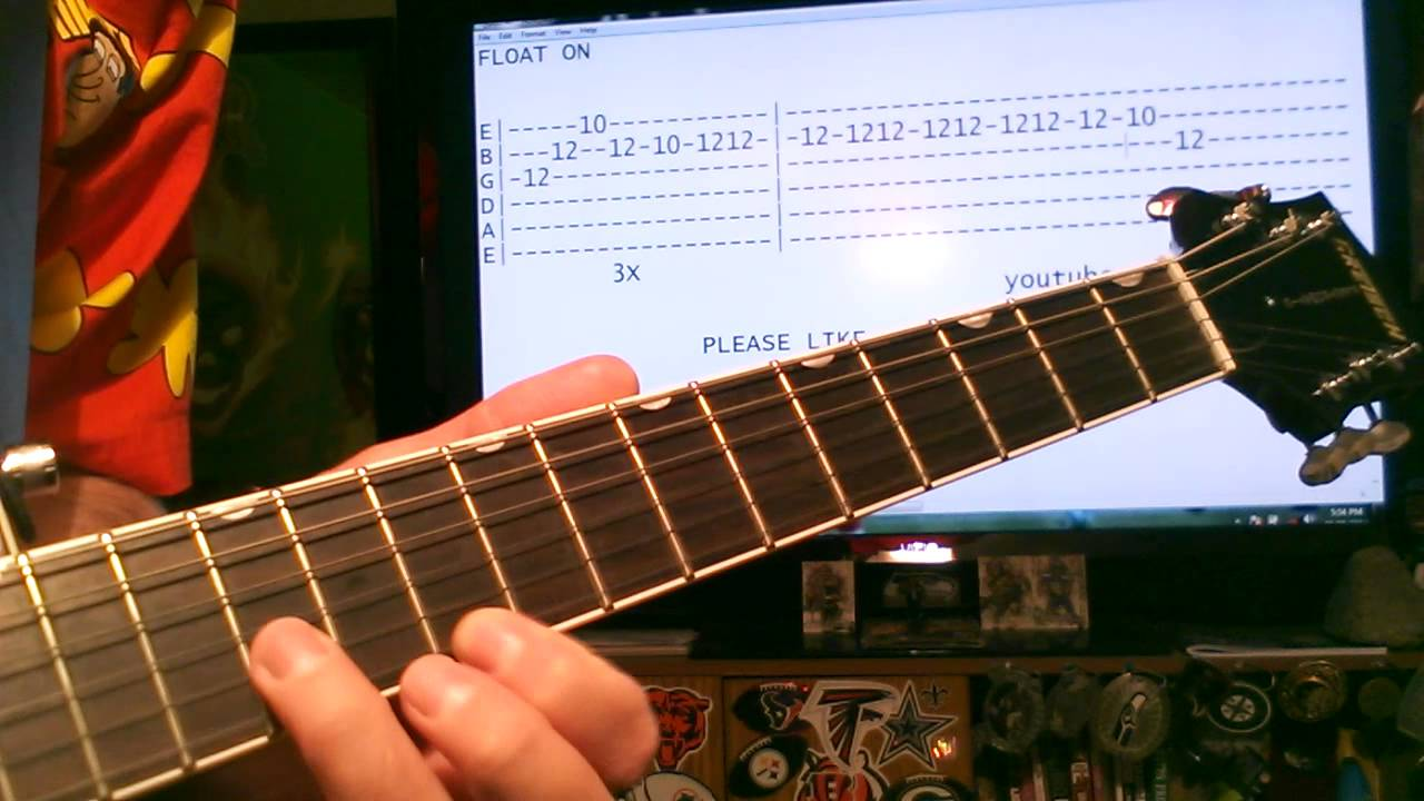 Guitar lessons online modest mouse float on tab youtube guitar lessons online modest mouse float on tab hexwebz Image collections