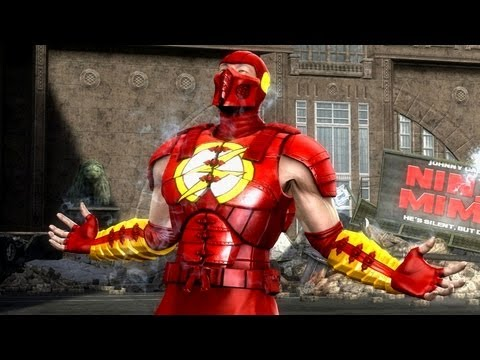 Mortal Kombat Komplete PC Mods Flash  Smoke Ladder Playthrough
